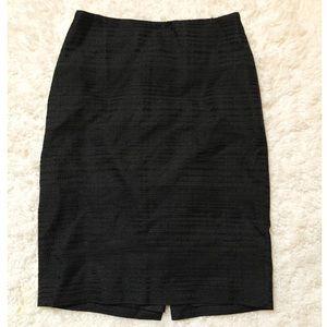 Ann Taylor Black Skirt